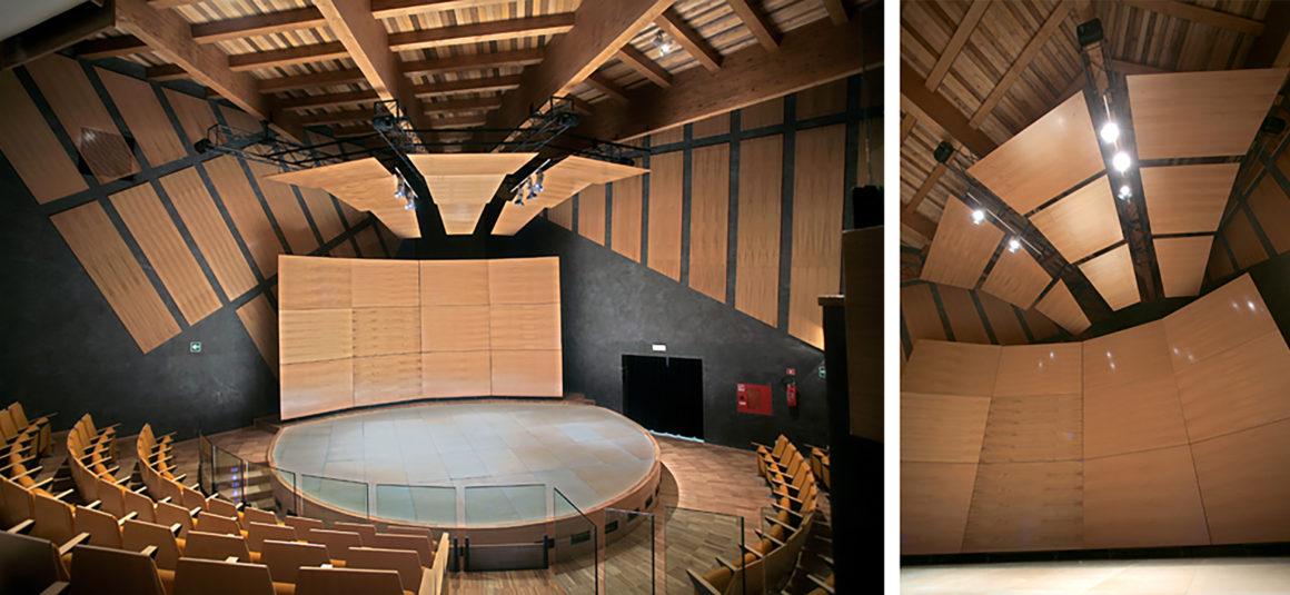 Auditorium E. Fermi – Celano (AQ)