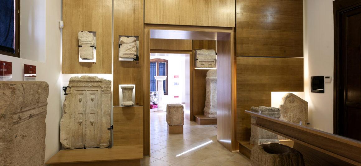 """""""Aia dei Musei"""" – Rifunzionalizzazione e allestimento complesso museale – Avezzano (AQ)"""