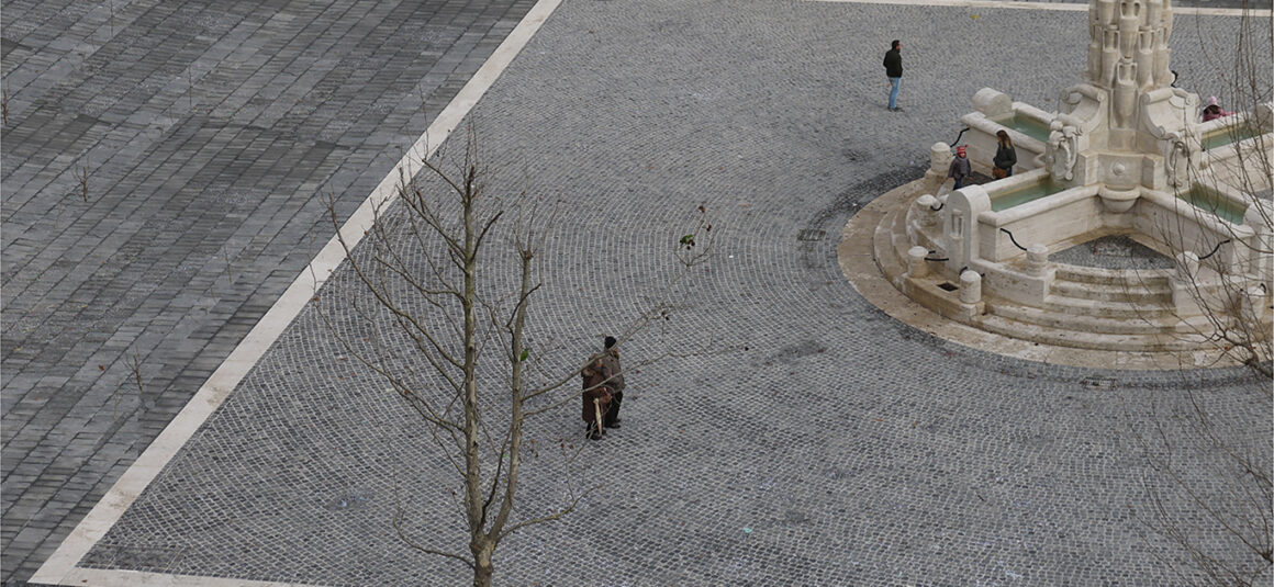 Riqualificazione piazza Testaccio – Roma