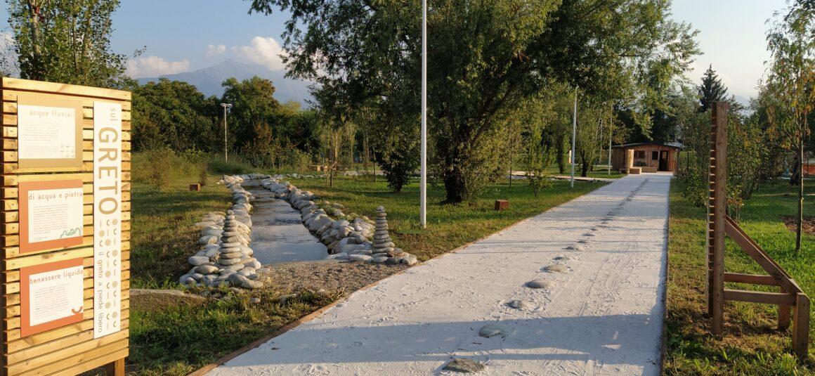 Percorso sensoriale NatSens – Cuneo