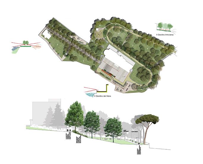 """Restauro, recupero e valorizzazione dell'ex colonia montana """"Principe di Napoli"""" – Agerola (NA)"""