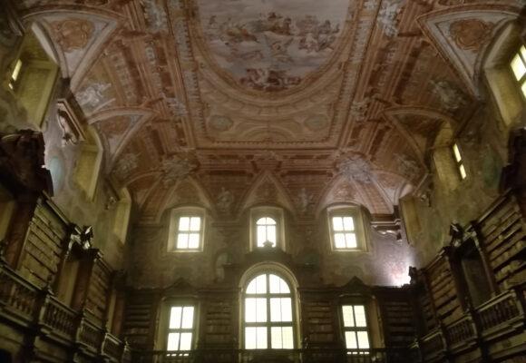 Biblioteca dei Girolamini – Napoli