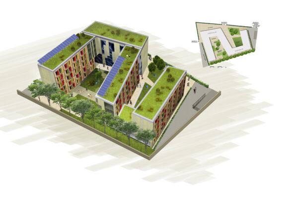 Centro di formazione professionale e alberghiero e Convitto – Amatrice (RI)