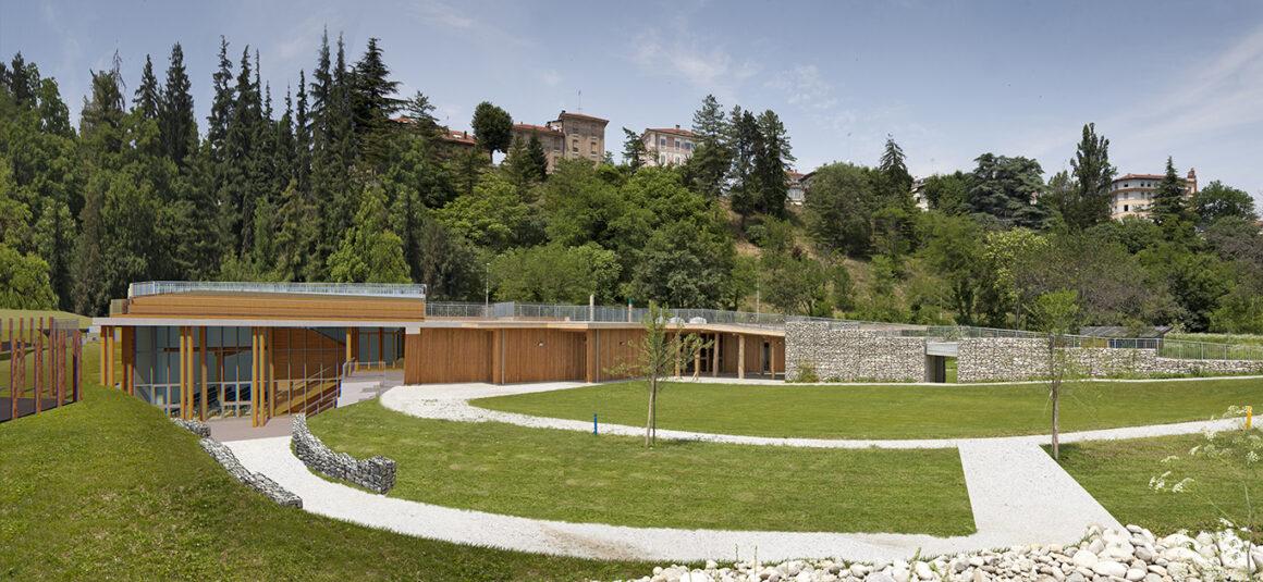 Ampliamento Casa del Fiume – Cuneo