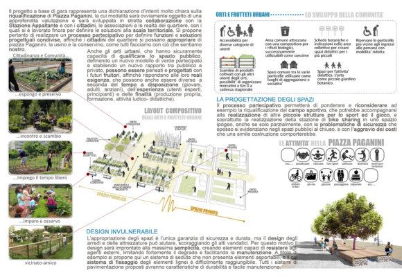 Riqualificazione Piazza Paganini – Sassari