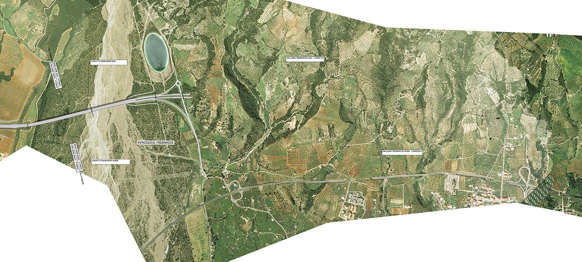 S.S. 106 Jonica – Sibari-Roseto Capo Spulico – 3° Megalotto
