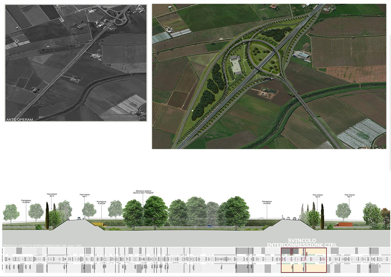 Corridoio intermodale Roma-Latina e collegamento Cisterna-Valmontone