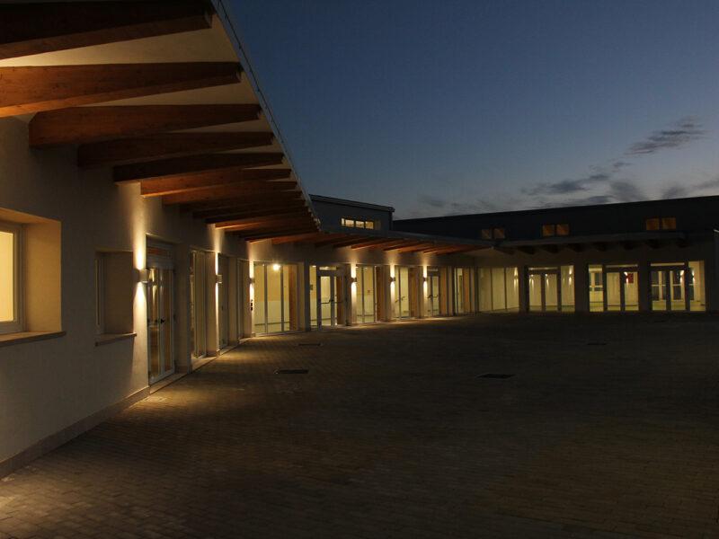 Inaugurato il nuovo Polo Scolastico di Oricola (AQ) per Infanzia e Primaria.