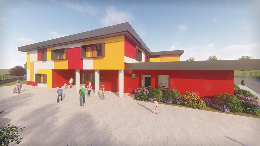 Nuovo plesso scolastico elementari e medie nel Comune di Palmoli