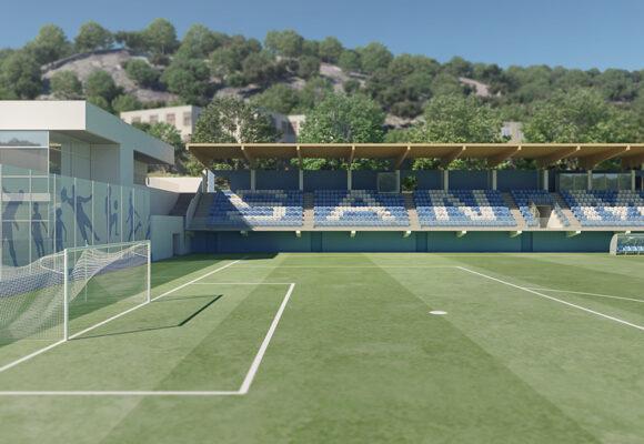 Nuovo polo sportivo Serravalle B