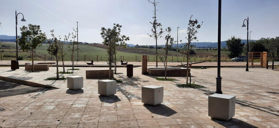 Piazza Funtana Susu –  Soleminis (SU)