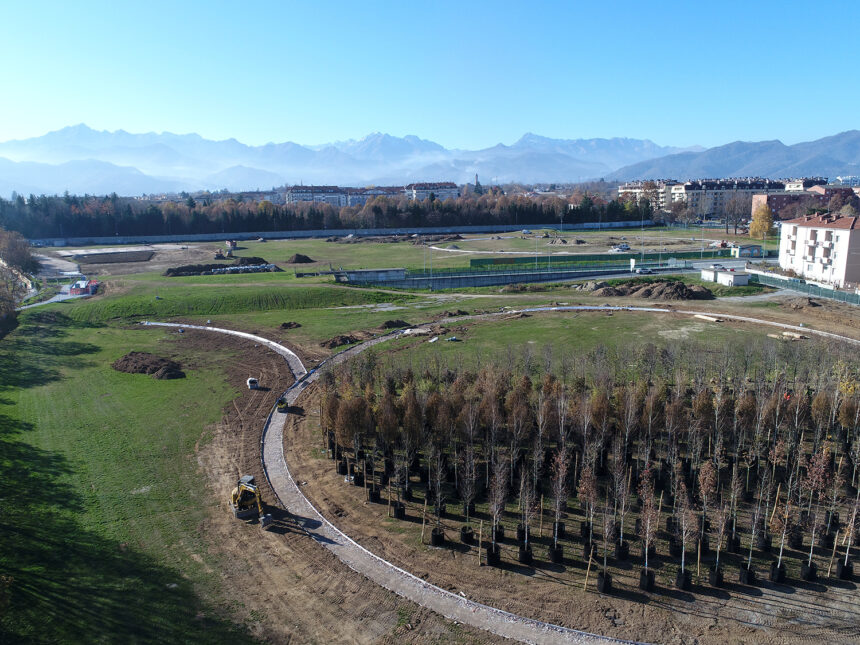 Nuovo Parco Parri – Cuneo