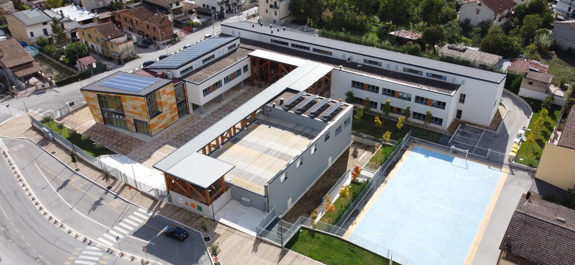 Nuova Scuola Primaria G. D'Annunzio – Celano (AQ)