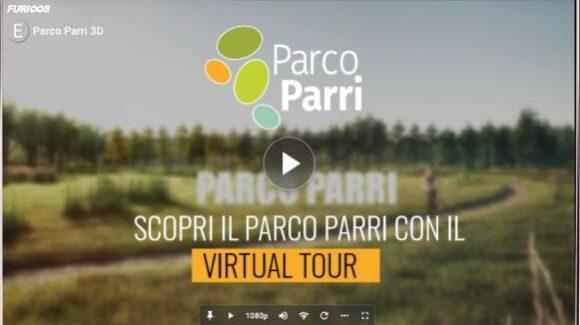 ONLINE il nuovo VIRTUAL TOUR del PARCO PARRI!