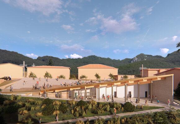 Edificio/Piazza – Grancia, Morino (AQ)