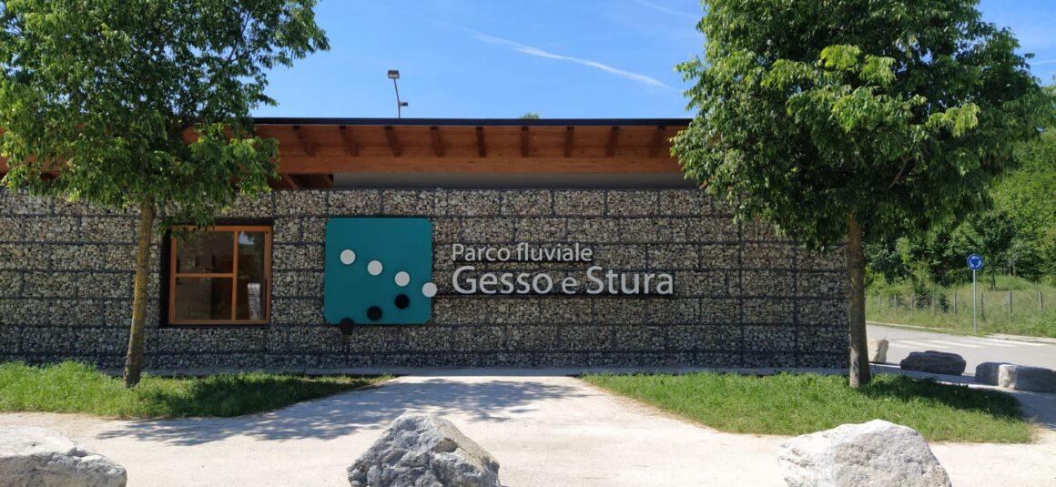 """Area di ingresso Parco Fluviale """"Gesso e Stura"""""""